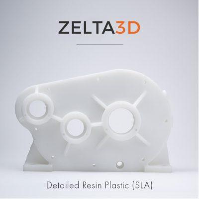 Resin Material 3D Printing Service
