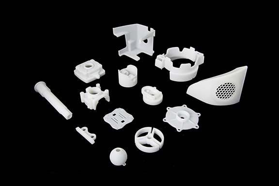 SLA Detailed Plastic Applications