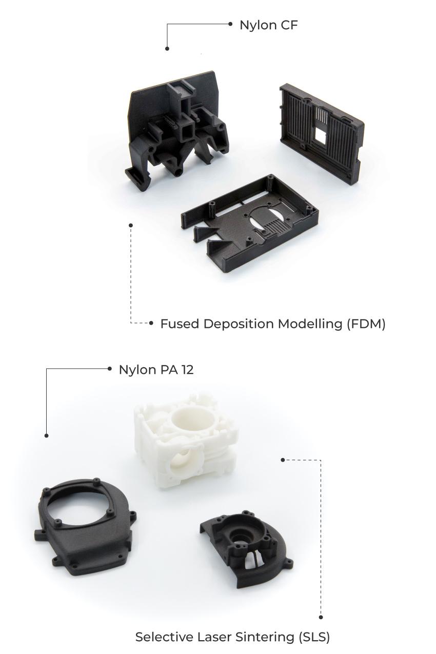 Nylon 3D Printing UK Services