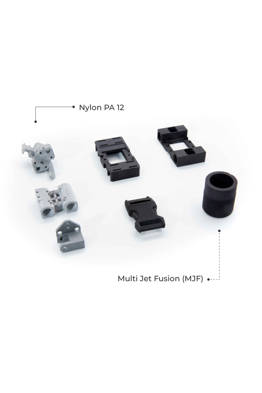 MJF 3D Printing Service UK Material