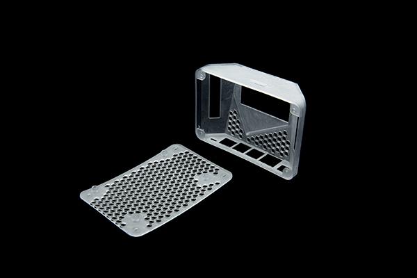 SLA Translucent Plastic 3D Printing UK