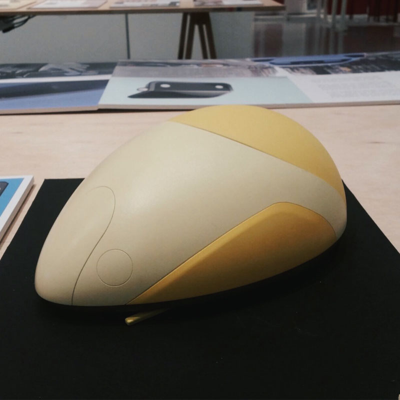 3D Printed Mouse Case