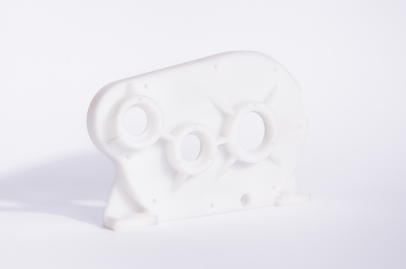 SLA Detailed Plastic 3D Printing UK