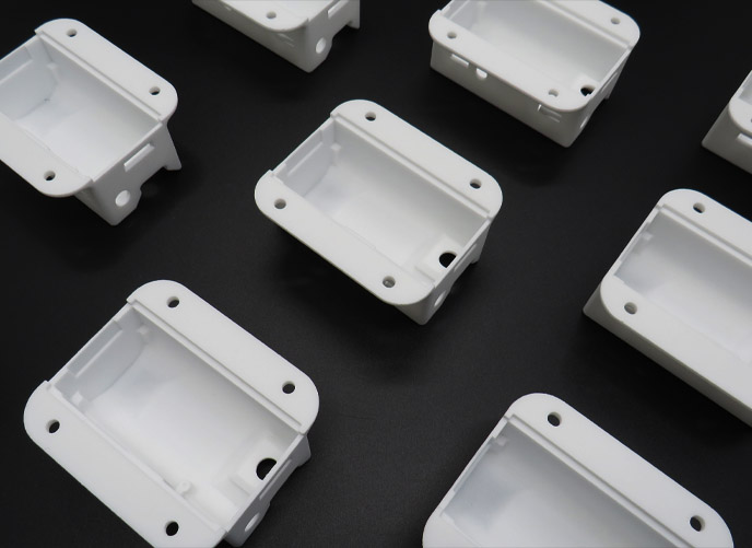 SLS 3D Printing UK Batch Production